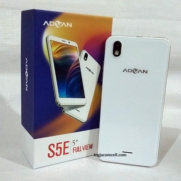 Advan S5E Full View – JogjaComCell.com | Toko Gadget