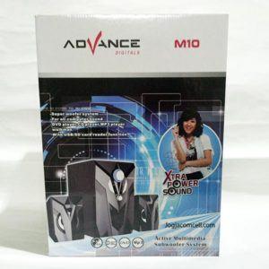 Speaker Advan M10 Bluetooth