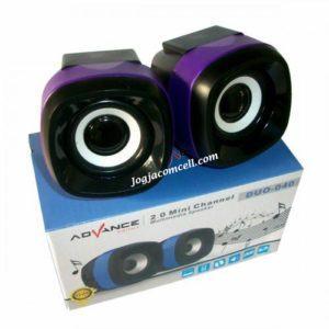 Speaker Komputer Advance Duo-040