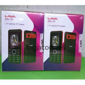 Handphone Lava ARC 107 Dual SIM