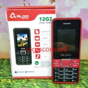 Aldo 12G2 Dual SIM Support Micro SD