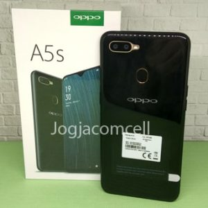 Oppo A5S 3/32 Dual Camera With Fingerprint