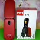 Mito 870 Flip Camera Dual SIM